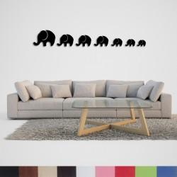 Fil kervanı Duvar Süsü